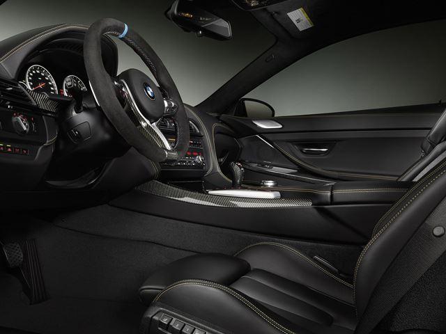 BMW Celebratory M6 Pic 1