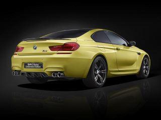 BMW Celebratory M6 Pic 4