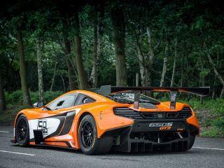 McLaren 650S Successor Pic 2