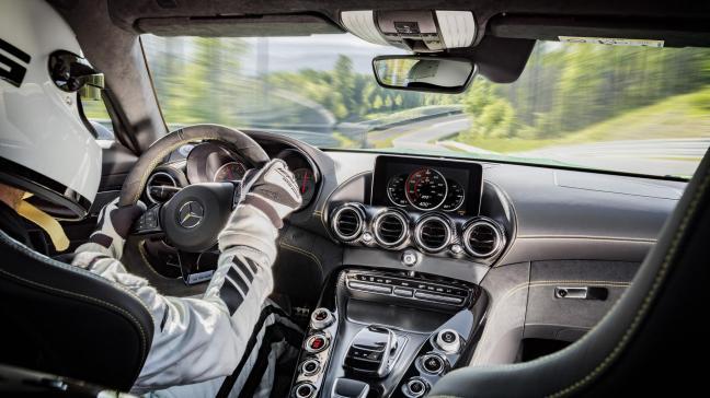 Mercedes-AMG GT R Pic 2