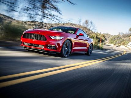 Slower Ford Mustang Pic 4