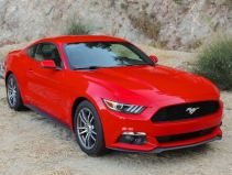 Slower Ford Mustang Pic 5