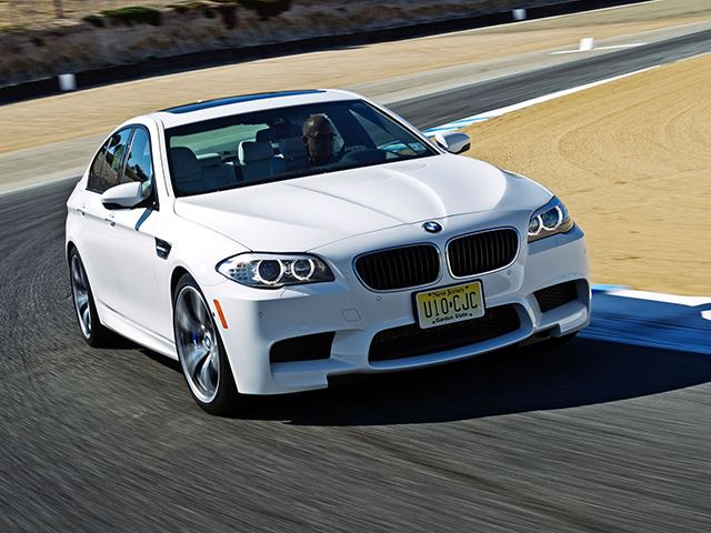 BMW's Limited Edition M5 Pic 3