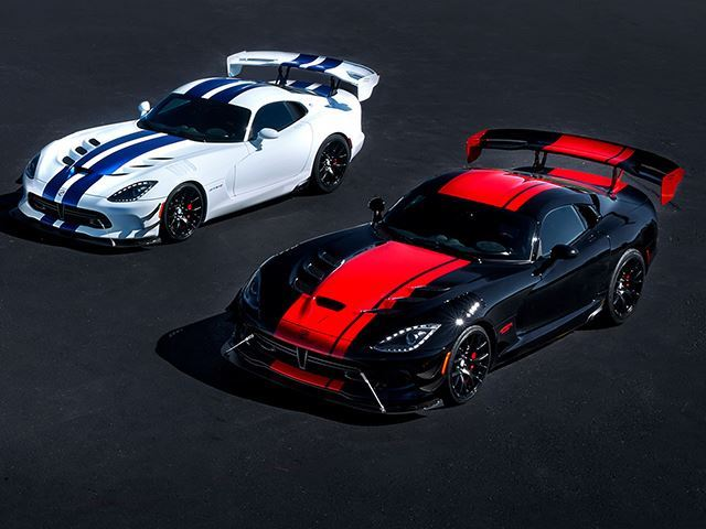 Special Edition Dodge Vipers Pic 1