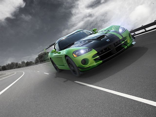 Special Edition Dodge Vipers Pic 2